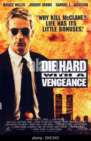 Die Hard With a Vengeance - Stock Photo