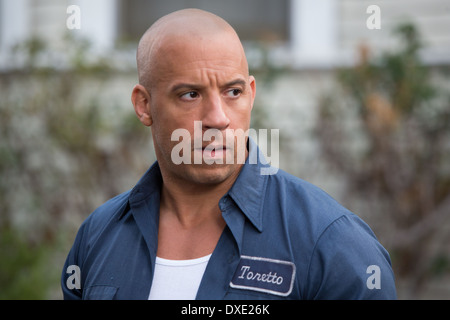 Fast & Furious 6 - Stock Photo
