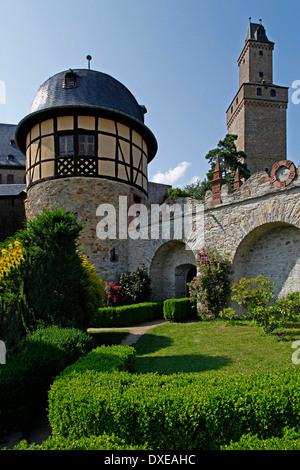 Kronberg Castle, Kronberg im Taunus, Hesse, Germany