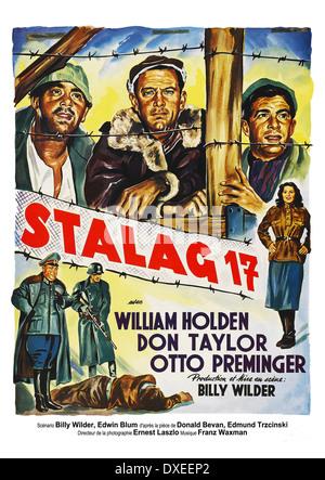 Stalag 17 - Stock Photo