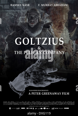 Goltzius and the Pelican Company - Stock Photo