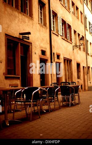 Strasbourg Restaurant Chez Yvonne