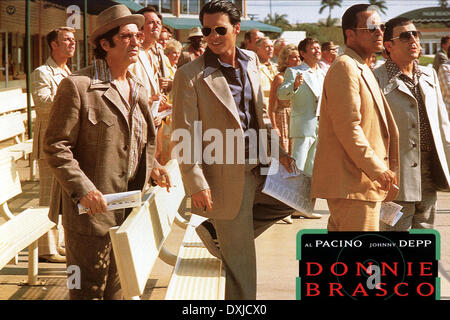 DONNIE BRASCO - Stock Photo