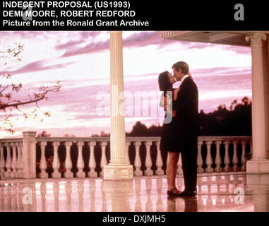 Robert Redford Indecent Proposal 1993 Stock Photo Royalty Free