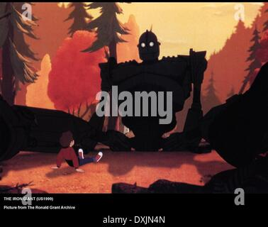IRON GIANT - Stock Photo