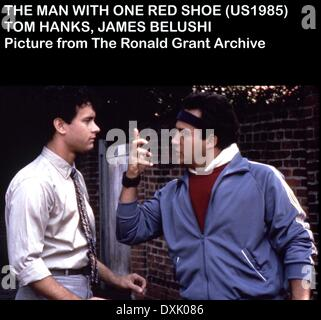Tom Hanks Red Shoe