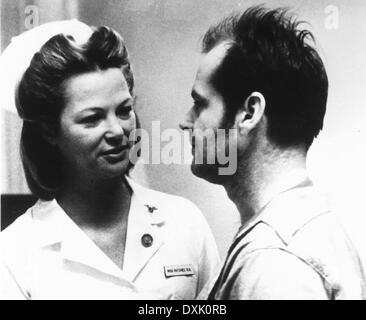 ONE FLEW OVER THE CUCKOO'S NEST - Stock Photo