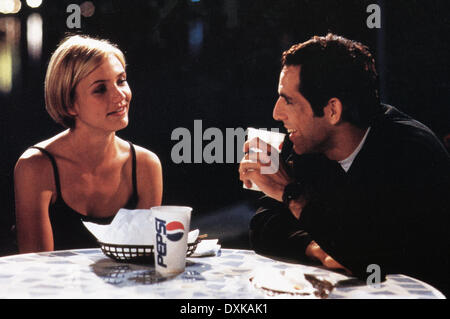 THERE'S SOMETHING ABOUT MARY (US1998) CAMERON DIAZ, BEN STIL - Stock Photo