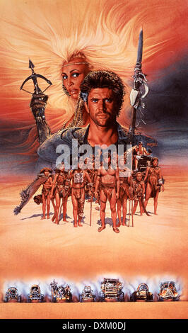 MAD MAX BEYOND THUNDERDOME - Stock Photo