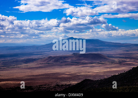 Africa, Kenya, Rift Valley. - Stock Photo