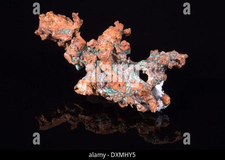 Native Copper - Stock Photo