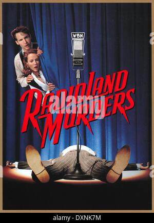 RADIOLAND MURDERS - Stock Photo