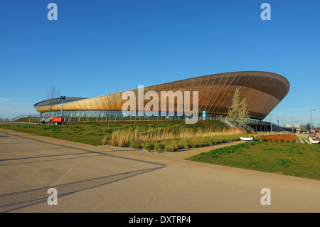 Olympic Park Velodrome.  2012 velodrome, London - Stock Photo