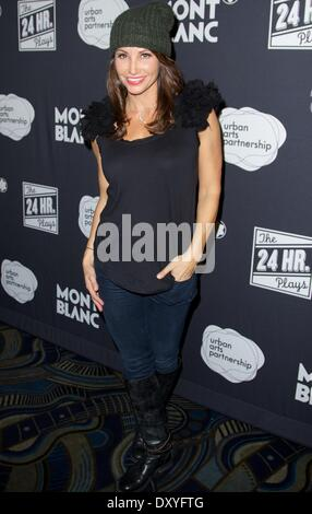 The After Party for Mont Blanc's 12th Annual production of The 24 Hour Plays a benefit for Urban Arts Partnership - Stock Photo