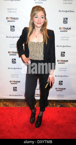The Independent Film Project's 22nd Annual Gotham Independenent Film Awards at Cipriani Featuring: Juliet Rylance - Stock Photo