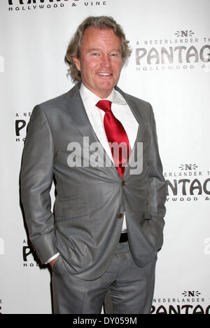 Donny & Marie Osmond's Christmas show at the Pantages Theater Featuring: John Savage Where: Los Angeles California - Stock Photo