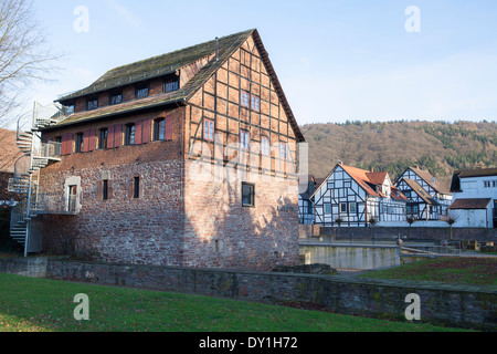 Baron Muenchhausen Museum, Bodenwerder, Weserbergland, Lower Saxony, Germany