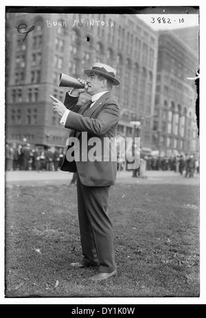 Burr McIntosh - Stock Photo
