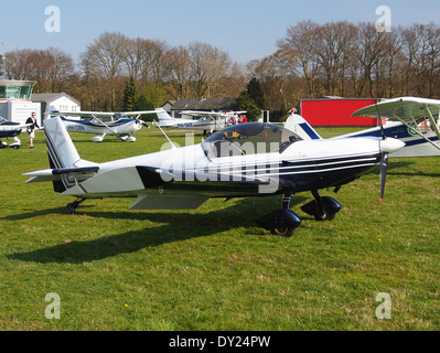 PH-4K6, Czech AC Wor, CH 601 XL at Hilversum Airport (ICAO EHHV), photo1 - Stock Photo