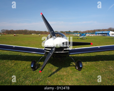 PH-4K6, Czech AC Wor, CH 601 XL at Hilversum Airport (ICAO EHHV), photo4 - Stock Photo