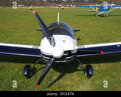 PH-4K6, Czech AC Wor, CH 601 XL at Hilversum Airport (ICAO EHHV), photo5 - Stock Photo