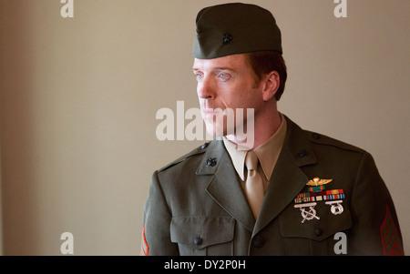 HOMELAND (TV) (2011) DAMIAN LEWIS MOVIESTORE COLLECTION LTD - Stock Photo