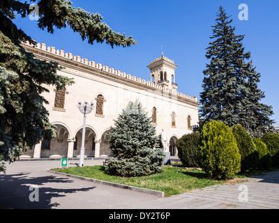 Museum of Stalin in his birthplace Gori, Georgia, Caucasus. - Stock Photo