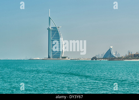 Burj Al Arab, United Arab Emirates - Stock Photo