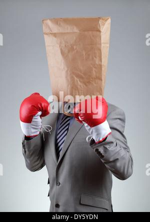 Tough business - Stock Photo