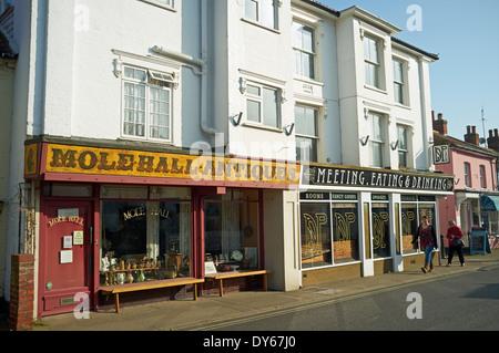 Aldeburgh, Suffolk, UK. - Stock Photo