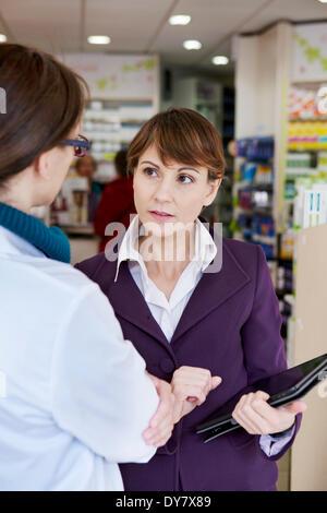Pharmaceutical Sales Representative Stock Photo Royalty Free Image