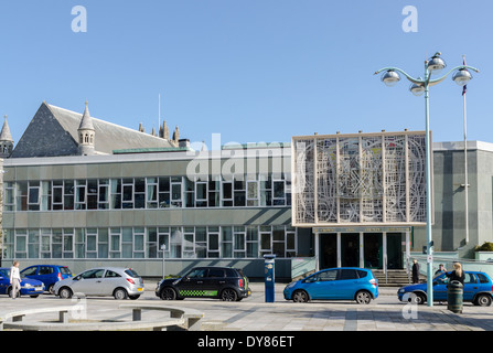 Plymouth Combined court centre comprising the Crown and County Courts - Stock Photo