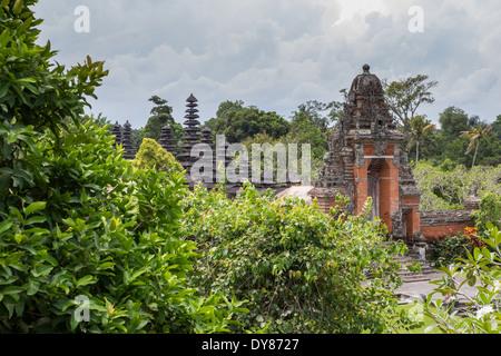 Royal Temple of Mengwi (Pura Taman Ayun) - Stock Photo