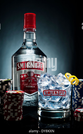 Vodka poker