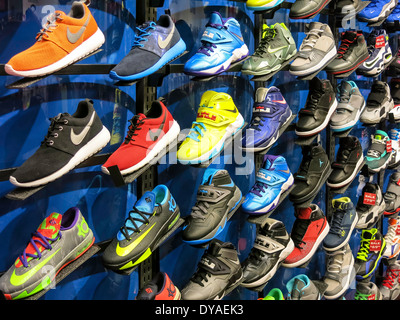 Nike Store Locator in Tampa