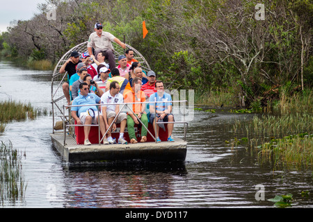 Miami Florida Tamiami Trail Route 41 Everglades Gator Park