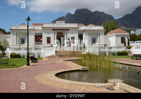 South African National Gallery, Company's Gardens, Cape Town, Western Cape, South Africa - Stock Photo