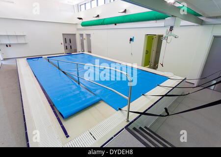 Access To Indoor Swimming Pool Stock Photo 97112737 Alamy