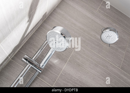 Shower Head Detail - Stock Photo