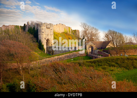 Charles the first 1st prison execution Carisbrook Carisbrooke Castle Isle of Wight England UK - Stock Photo