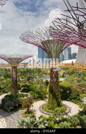Garden By The Bay East gardensthe bay - the park consists of three waterfront gardens