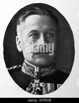 General Douglas Haig. 1st Earl Haig. Lived between June 1861-January 1928. A British Senior officer during the First - Stock Photo