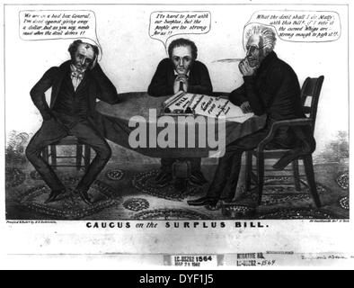 kitchen cabinet jackson political cartoon political of president andrew jackson depicting 436