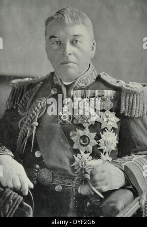 Admiral of the Fleet John Arbuthnot Jacky Fisher, 1st Baron Fisher - Stock Photo