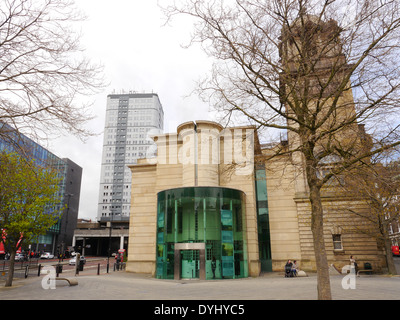 The architecturally and culturally significant, Laing art gallery, John Dobson Street, Newcastle upon Tyne, England, - Stock Photo