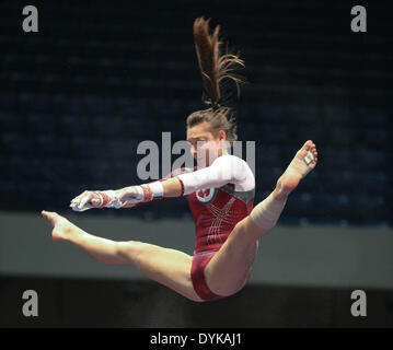 alabama florida gymnastics meet 2014