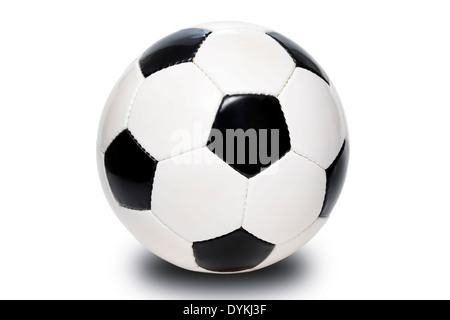 football soccer ball - Stock Photo