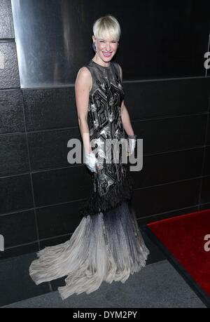 New York, NY, USA. 21st Apr, 2014. Julie Macklowe at arrivals for New Yorkers For Children New Year's in April: - Stock Photo