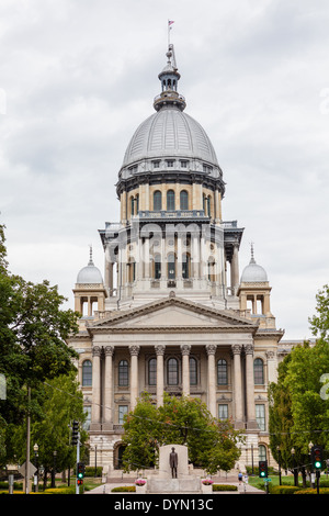Illinois State Capitol Building - Stock Photo