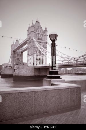 Fine art image of Tower Bridge, London, UK.
